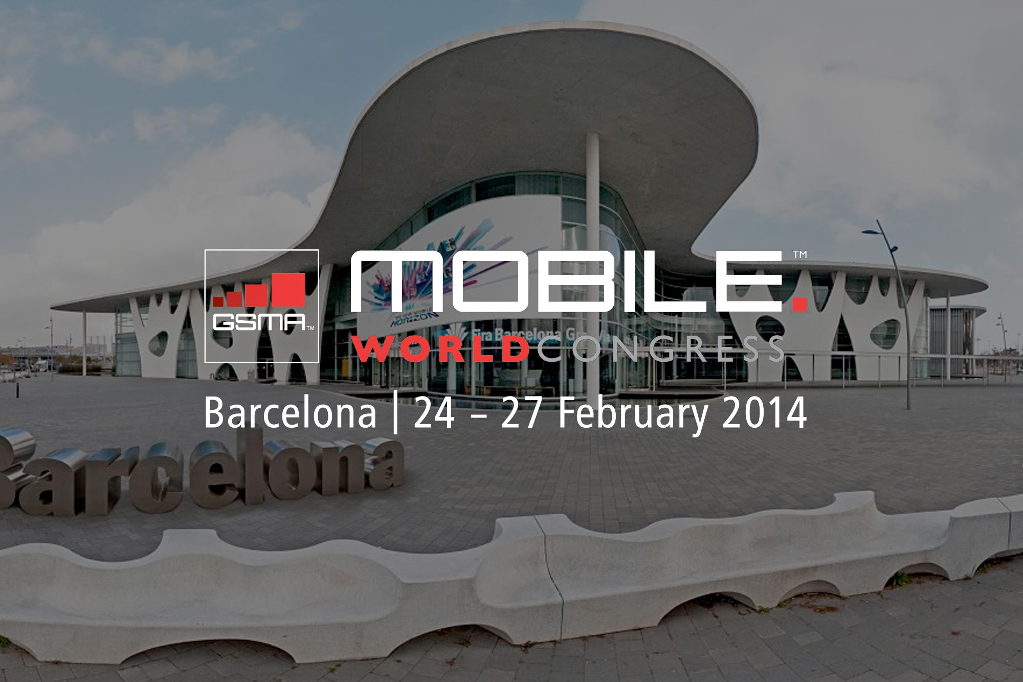 MobiWeb at MWC 2014, the world's greatest mobile event