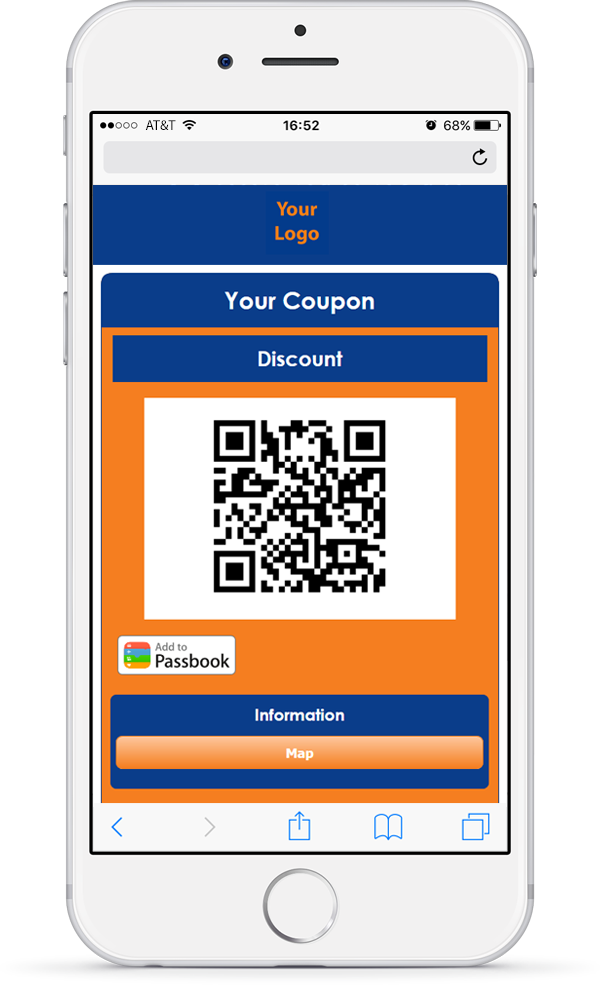 Send Mobile Coupons with our API