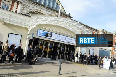 MobiWeb at RBTE 2016, Europe's biggest retail event